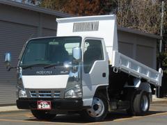 エルフトラック極東強化ダンプ2t新免許対応NoxPM適合シートヒーター