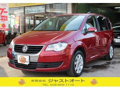 VW ゴルフトゥーランTSI トレンドライン ボディコート施工済