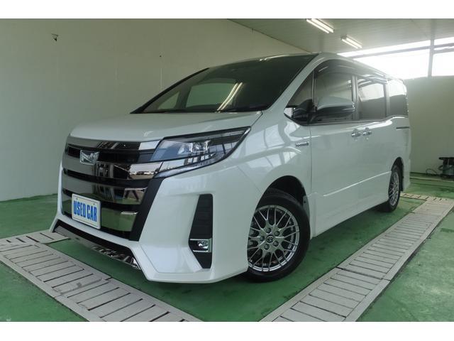 「トヨタ」「ノア」「ミニバン・ワンボックス」「栃木県」の中古車