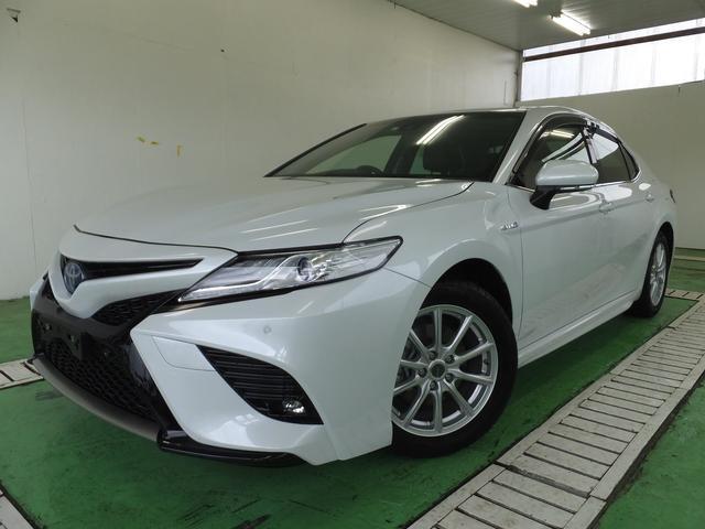 トヨタ カムリ WSレザーパッケージ