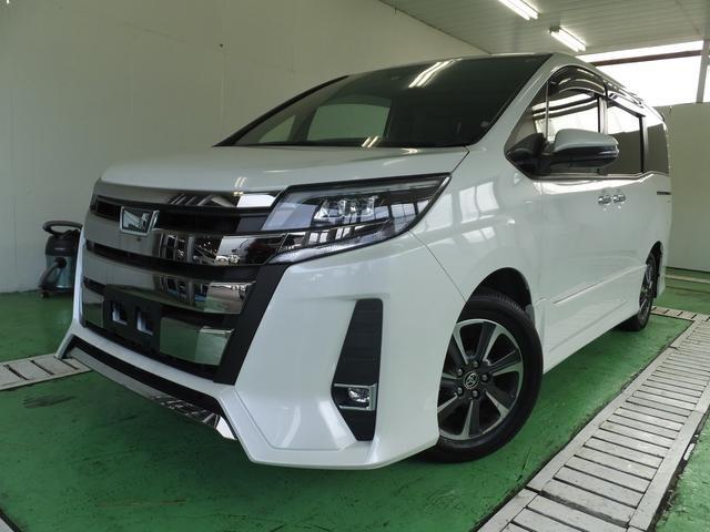トヨタ ノア Si ダブルバイビーナビリアモニター