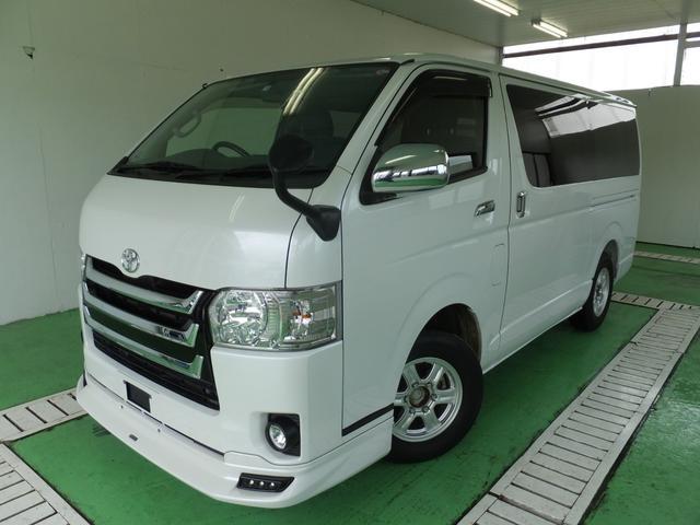 トヨタ スーパーGL ダークプライムナビバックカメラETC