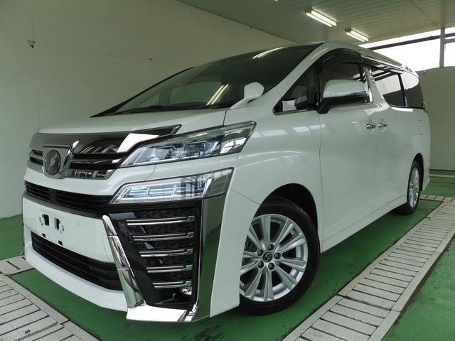 トヨタ 2.5Z AエディションナビサンルーフETC