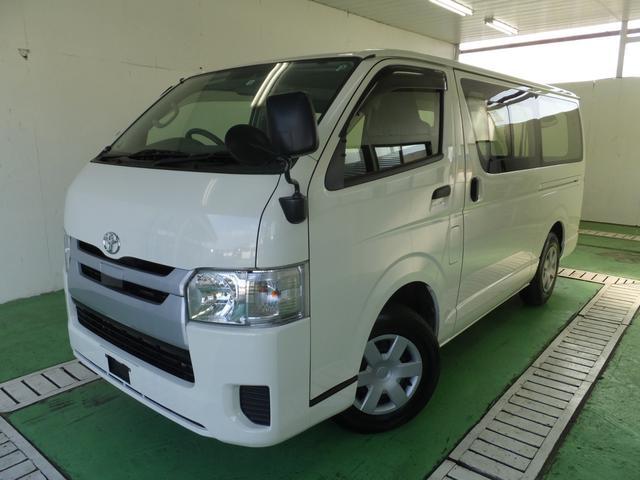 トヨタ DX ロング3/6人乗り4WD