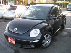 VW ニュービートルLZ ブラックレザーシート 16インチAW ETC