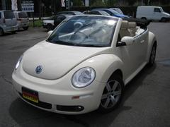 VW ニュービートルカブリオレLZ ベージュレザー ETC 純正16インチAW