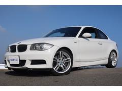 BMW135i 6速マニュアル DOHCツインターボ306馬力