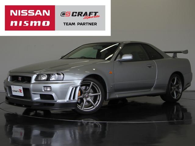 日産 GT-R Vスペック ワンオーナー 走行距離11,330km