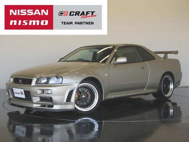 日産 GT-R Mスペック 禁煙車 NISMO S-tuneサス