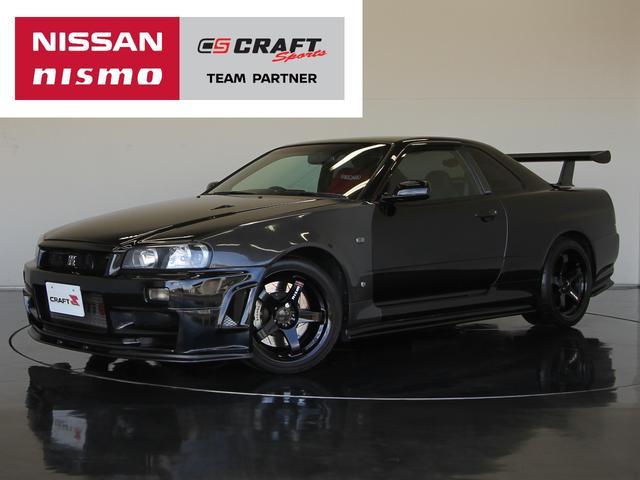 日産 GT-R VスペックII NISMO Z-tuneバンパー