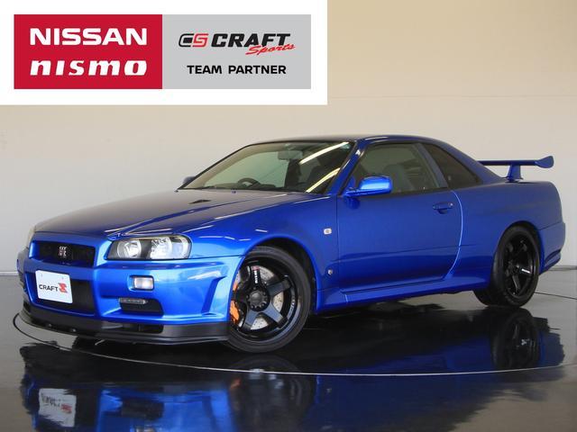 日産 GT-R Vスペック NISMOスポリセ NISMOマフラー