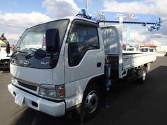 エルフトラック0717 3.25t4段ラジコン超ロング ワイドアウトリガー