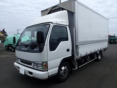 エルフトラック0788 3tアルミウィング ワイド超ロング L500cm