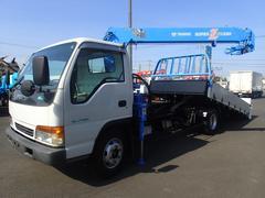 エルフトラック0789 4段ラジコン付セフティローダー 3.1t積載車