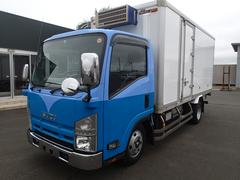 エルフトラック07132 2t低温冷凍車−30度設定 標準ロング サイド扉