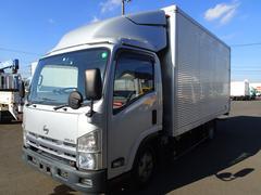 アトラストラック07126 2tアルミバン ワイドロング オートマチック車