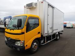 デュトロ07140 3t中温冷凍車‐5度設定 サイド扉 標準ロング