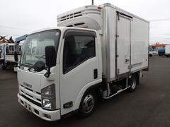 エルフトラック181 2t低温冷凍車サイド扉ショート オートマ スタンバイ