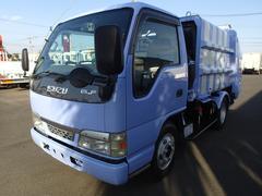 エルフトラック1825 パッカー車プレス式4.1立米 インジェクター交換済