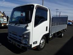 エルフトラック0863 2t平アルミボディパワーゲート 標準ロング全低床