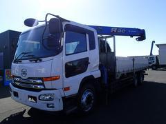 UDトラックス0877 3段クレーンラジコン 10.5t2デフ長618cm