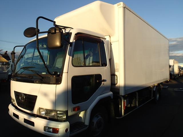 日産ディーゼル 0976 中温冷凍車-5度設定 格納式パワーゲート 長570