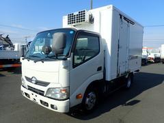 デュトロ09126 2t中温冷凍車−5度設定 セミロング サイドドア
