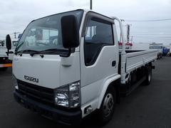エルフトラック09145 3t平ボディ高床 標準ロング 150馬力
