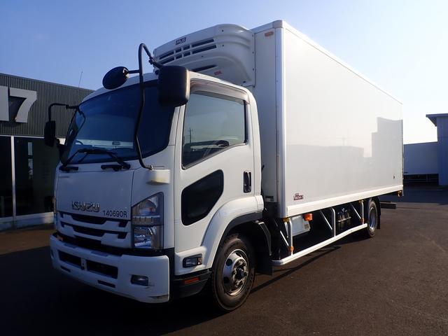 09159 低温冷凍車-30度設定 エアサス 長628cm