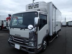 エルフトラック09165 3.5tワイドロング低温冷凍車−30 サイドドア
