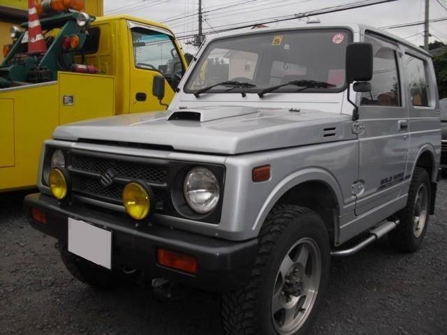 スズキ ワイルドウインドリミテッド 4WD ターボ