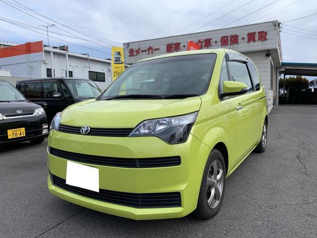 トヨタ スペイド G/夏タイヤ・バッテリー新品/冬タイヤ付/エンジンスターター