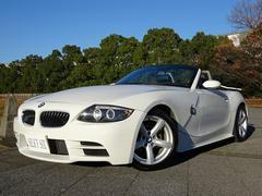 BMW Z42.5i電動オープン 社外エアロ マフラー イカリング