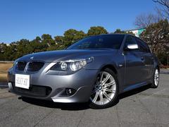 BMW530iMスポーツパッケージ左H SRブラウン革 プッシュ式