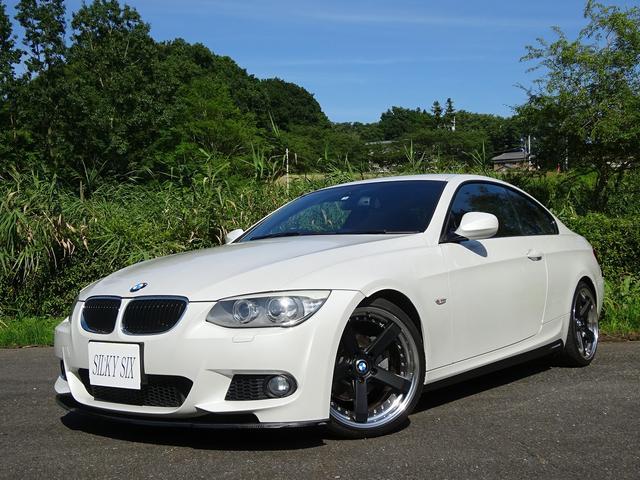 BMW 320i Mスポーツ6速MT ビルシュ車高調 ディアルマフラ