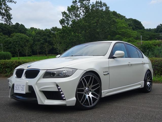 BMW 3シリーズ 320i エナジーコンプリート 走行3.4万Km 車検4年12月 オールペンホワイトパール