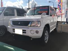 パジェロミニXR 4WD ワンオーナー