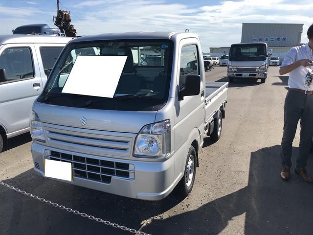 スズキ KC 軽トラック 保証付 パワステ 整備付