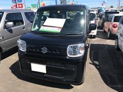 スペーシアハイブリッドG 軽自動車 整備付 CVT 保証付 エアコン