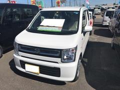 ワゴンRハイブリッドFX 軽自動車 整備付 CVT 保証付 エアコン