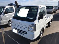キャリイトラックKC 4WD エアコン 5MT 軽トラック パワステ