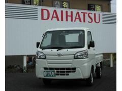 ハイゼットトラックスタンダード 3方開 4WD 4速AT車 走行4000km