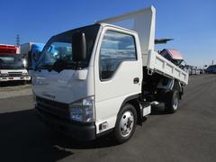 エルフトラック4WD強化ダンプ 最大積載量2000kg