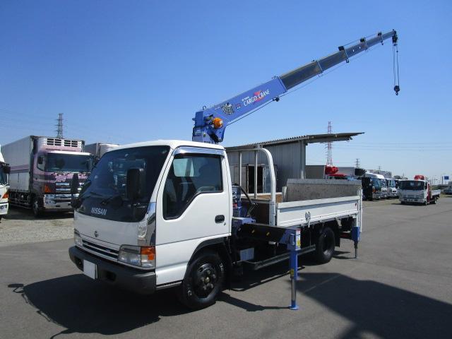 日産 6段ブーム ラジコン リヤジャッキ 垂直ゲート 積載3.0t