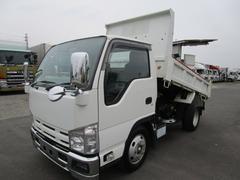 エルフトラック全低床強化ダンプ 積載3.0t