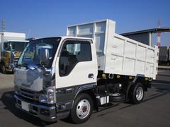 エルフトラック4WD深ダンプ 積載3.0t