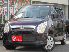 ワゴンRFXセットオプション装着車 レーダーブレーキ アイドリングS