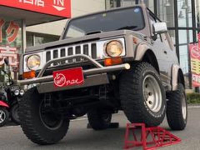 スズキ HC リフトUP・オーバーフェンダー・HDDナビ・公認取得納車