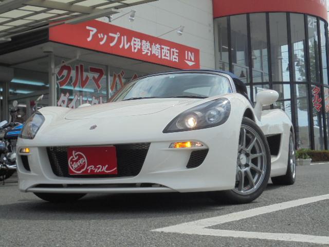 日本その他  GLM社 トミーカイラ ZZ EV 軽量レーシング 限定99台生産車 SSRIIIホイール レカロシート