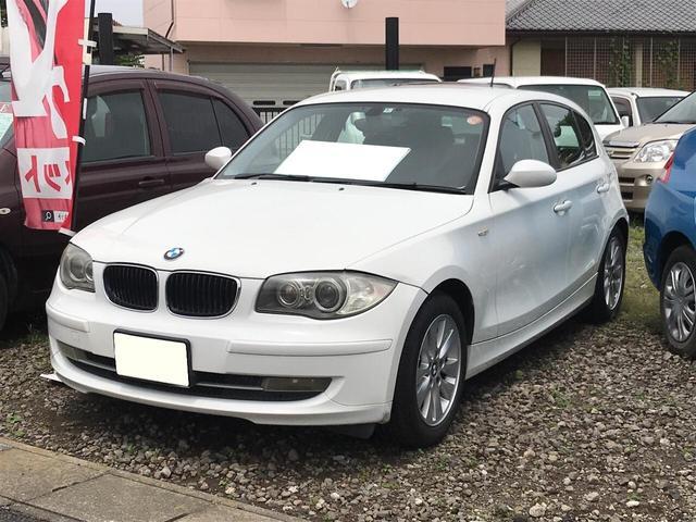 BMW 116i プッシュスタート キーレス AW ナビ ETC